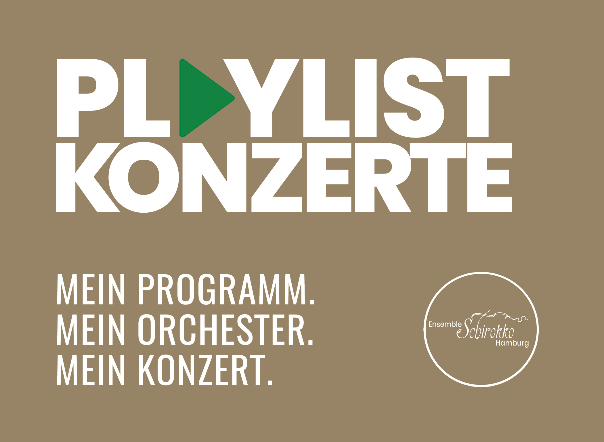 PLAYLIST-KONZERTE Logo