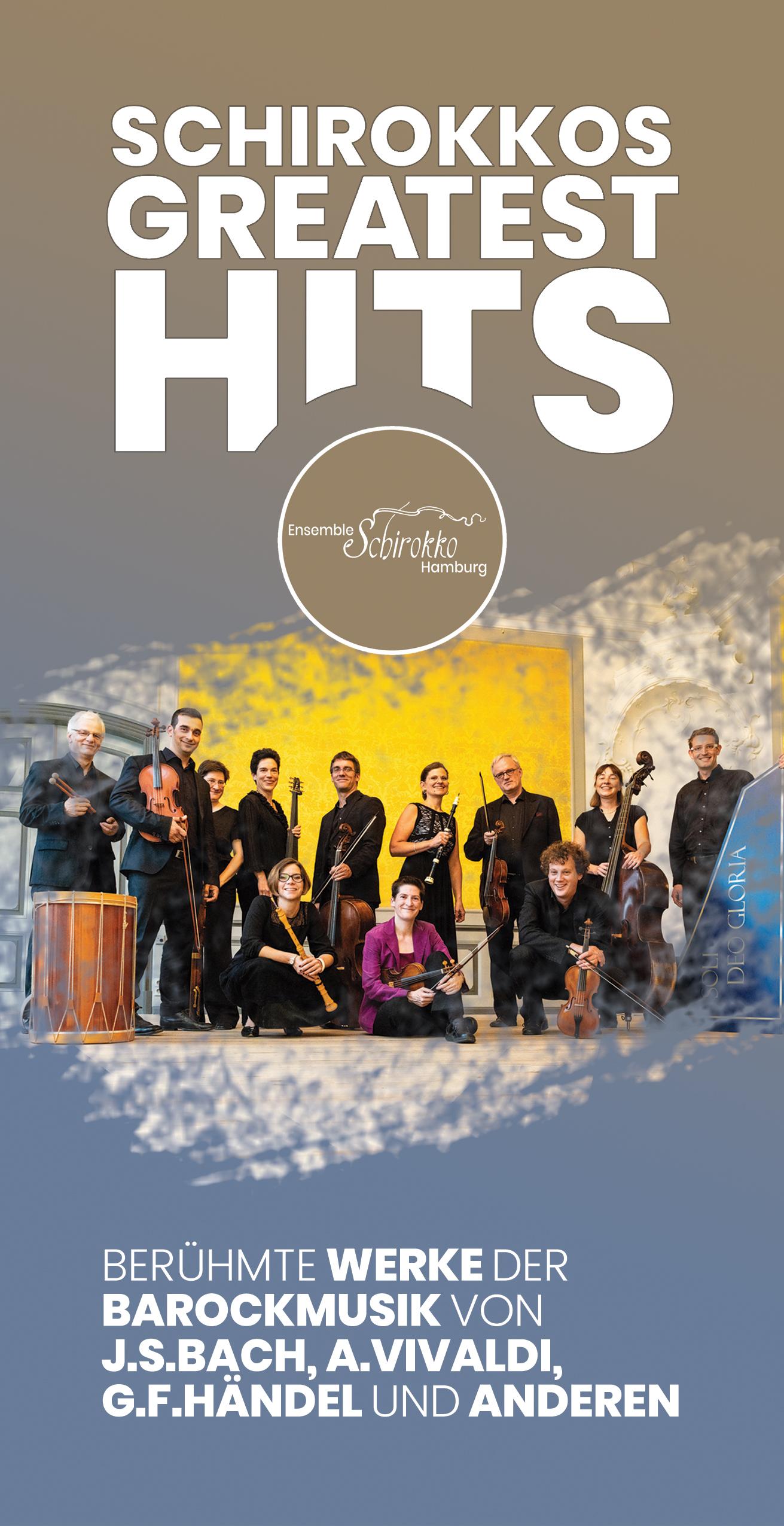 Schirokkos Greatest Hits im Rahmen der PLAYLIST-Konzerte