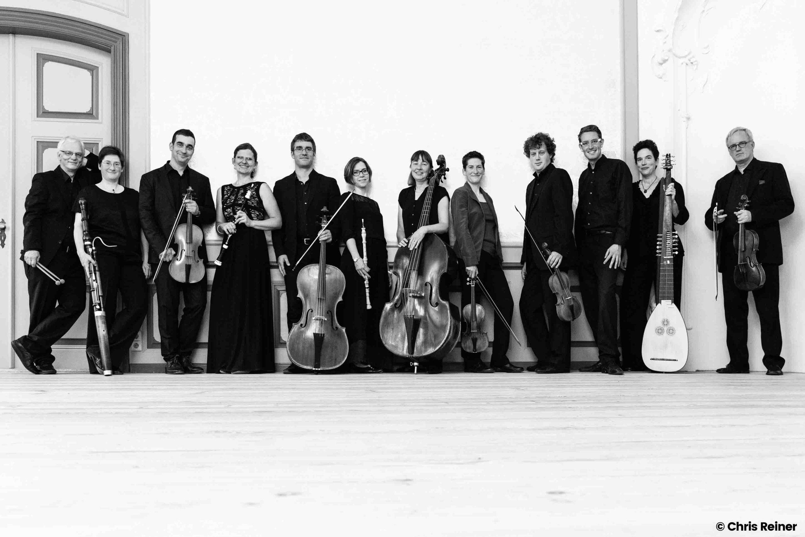 Ensemble Schirokko Hamburg Pressefoto
