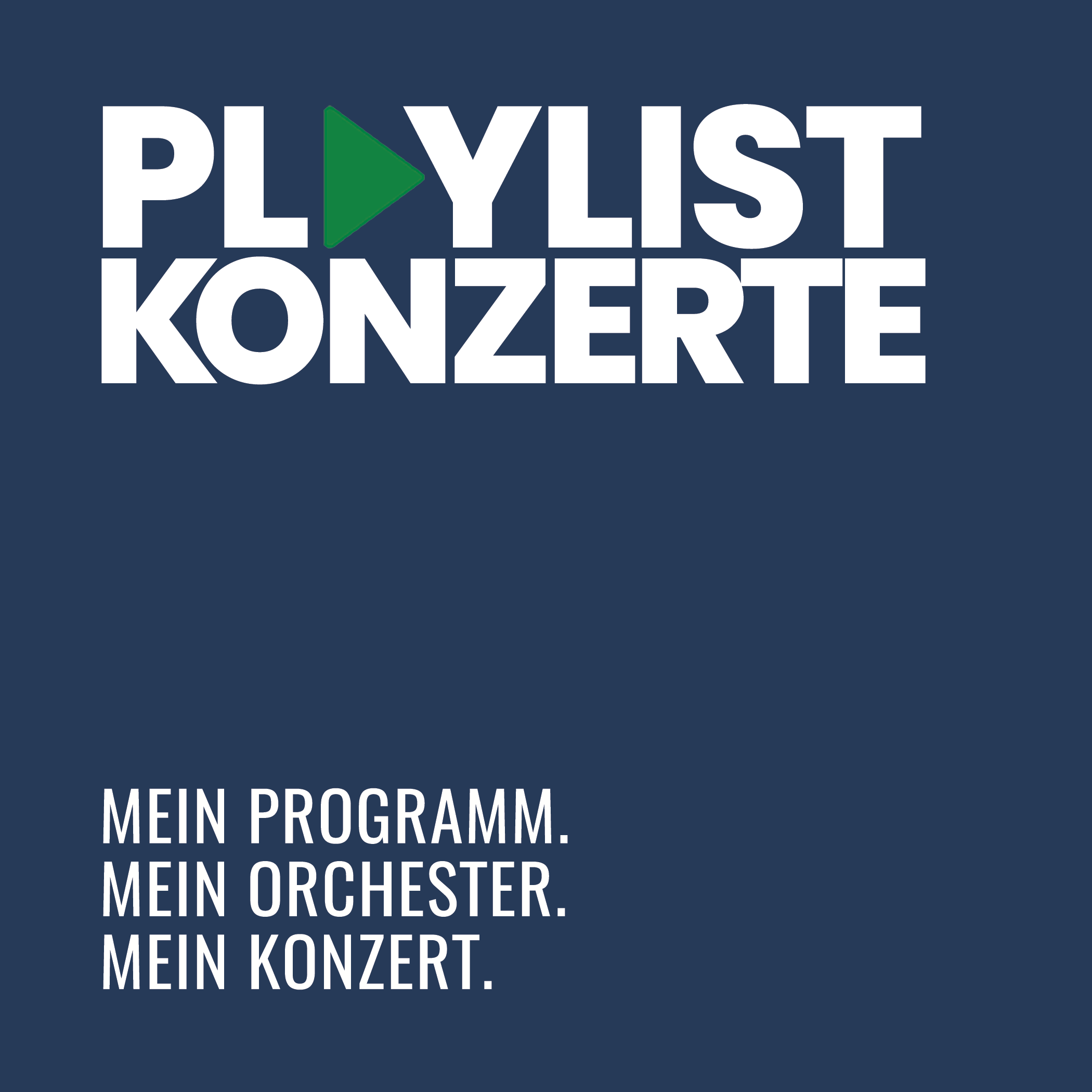 PLAYLIST-Konzerte in Hamburg